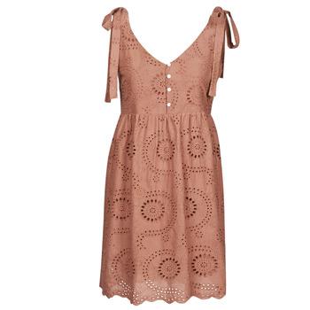 tekstylia Damskie Sukienki krótkie Betty London MOLINE Różowy