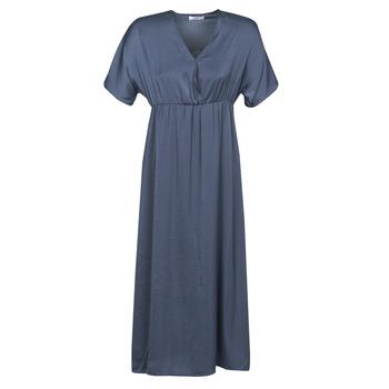 tekstylia Damskie Sukienki długie Betty London MOUDA Marine