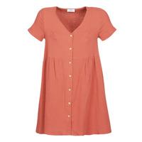 tekstylia Damskie Sukienki krótkie Betty London MARDI Brązowy