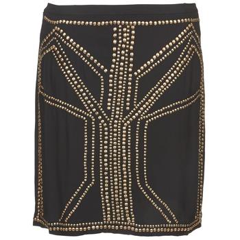 tekstylia Damskie Spódnice Stella Forest STOULI Czarny