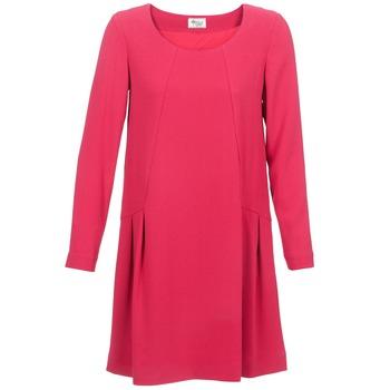 tekstylia Damskie Sukienki krótkie Stella Forest STOLON Czerwony