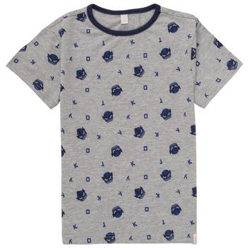 tekstylia Chłopiec T-shirty z krótkim rękawem Esprit EUGENIE Szary