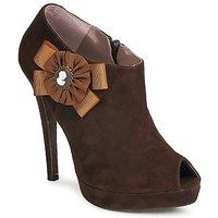 Buty Damskie Low boots Fericelli ASSETE Brązowy