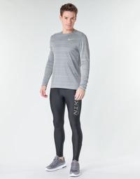 tekstylia Męskie Legginsy Nike M NK RUN MOBILITY TIGH GX FF Czarny