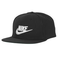 Dodatki Czapki z daszkiem Nike U NSW PRO CAP FUTURA Czarny