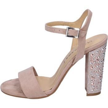 Buty Damskie Sandały Olga Rubini BP570 Różowy