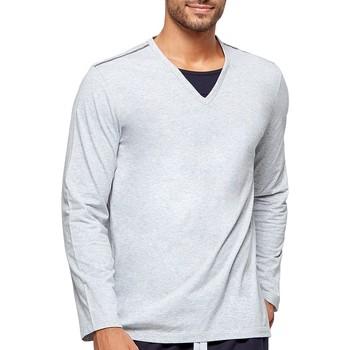 tekstylia Męskie Piżama / koszula nocna Impetus GO42024 073 Szary