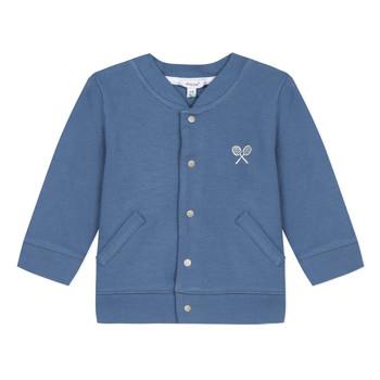 tekstylia Chłopiec Swetry rozpinane / Kardigany Absorba NOLA Niebieski