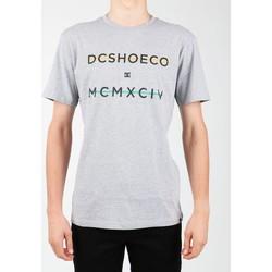 tekstylia Męskie T-shirty z krótkim rękawem DC Shoes T-shirt DC SEDYZT03760-KNFH szary