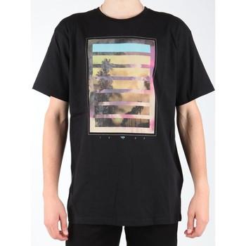 tekstylia Męskie T-shirty z krótkim rękawem Quiksilver T-shirt  EQYZT00013-KVJ0 czarny