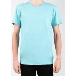 tekstylia Męskie T-shirty z krótkim rękawem DC Shoes T-shirt DC SEDYKT03376-BHA0 niebieski