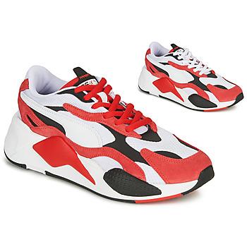 Buty Trampki niskie Puma RS-X3 Czerwony / Biały