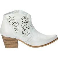 Buty Damskie Low boots Melcris 3517 blanc