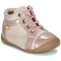 Buty Dziewczynka Buty za kostkę GBB OMANE Różowy