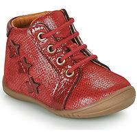 Buty Dziewczynka Buty za kostkę GBB DAVIA Czerwony
