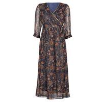 tekstylia Damskie Sukienki długie Vero Moda VMGLAMMY Marine