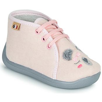 Buty Dziewczynka Obuwie domowe GBB CHARIE Różowy