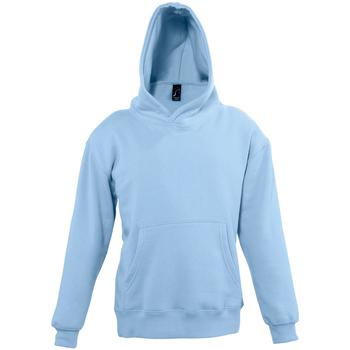 tekstylia Dziecko Bluzy Sols SLAM KIDS SPORT Azul
