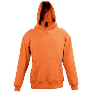 tekstylia Dziecko Bluzy Sols SLAM KIDS SPORT Naranja