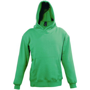 tekstylia Dziecko Bluzy Sols SLAM KIDS SPORT Verde