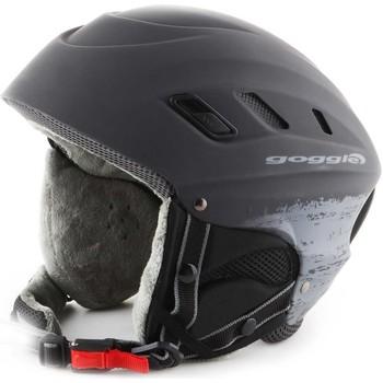 Dodatki Akcesoria sport Goggle Kask narciarski  Dark Grey Matt S200-4 grafitowy, czarny