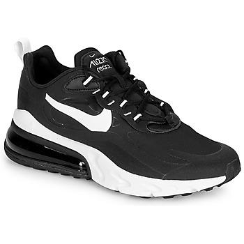 Buty Męskie Trampki niskie Nike AIR MAX 270 REACT Czarny / Biały