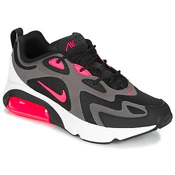Buty Męskie Trampki niskie Nike AIR MAX 200 Czarny / Różowy