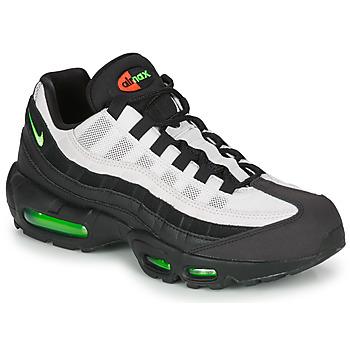 Buty Męskie Trampki niskie Nike AIR MAX 95 Czarny / Biały / Zielony