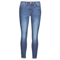 tekstylia Damskie Jeansy slim fit Only ONLKENDELL Niebieski / Medium