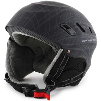 Dodatki Akcesoria sport Goggle Kask narciarski  Dark Grey S200-2 grafitowy