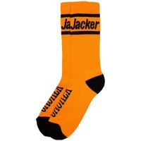 Dodatki Męskie Skarpety Jacker After logo socks Pomarańczowy