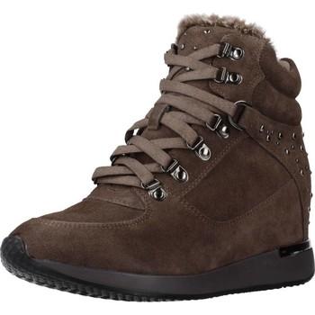 Buty Damskie Śniegowce Carmela 66878C Brązowy