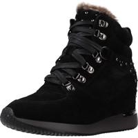 Buty Damskie Śniegowce Carmela 66878C Czarny