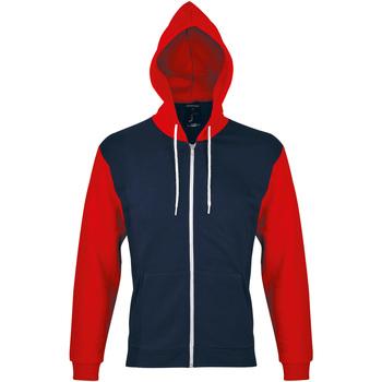 tekstylia Bluzy dresowe Sols SILVER KANGAROO SPORT Rojo