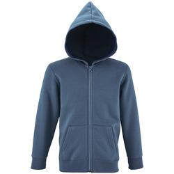 tekstylia Dziecko Bluzy Sols STONE COLORS KIDS Azul