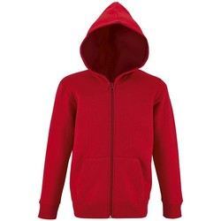 tekstylia Dziecko Bluzy Sols STONE COLORS KIDS Rojo