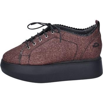 Buty Damskie Trampki niskie Guardiani Sneakersy BN351 Czerwony