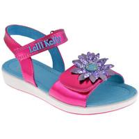 Buty Dziewczynka Sandały Lelli Kelly  Różowy