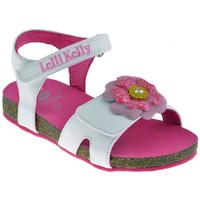Buty Dziewczynka Sandały Lelli Kelly  Biały