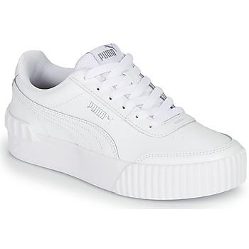 Buty Damskie Trampki niskie Puma CARINA LIFT Biały
