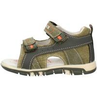 Buty Chłopiec Sandały Lumberjack SB42106005X84 Zielony