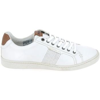Buty Męskie Trampki niskie Kickers Songo Blanc Biały