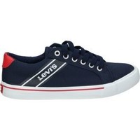 Buty Dziecko Tenis Levi's ZAPATOS  KIDS KINGSTON  NIÑO NAVY bleu