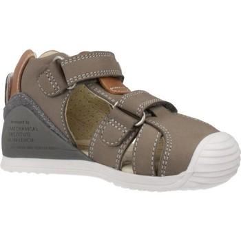 Buty Chłopiec Sandały Biomecanics 202144 Brązowy