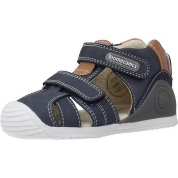 Buty Dziewczynka Sandały Biomecanics 202144 Niebieski