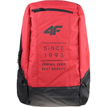 Torby Plecaki 4F Backpack H4L20-PCU004-62S Czerwone