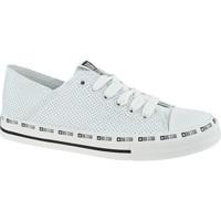 Buty Damskie Trampki Big Star Shoes blanc