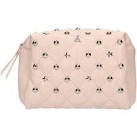 Torby Damskie Etui Pash Bag 96THEAREBEL kosmetyczka Kobieta Różowy