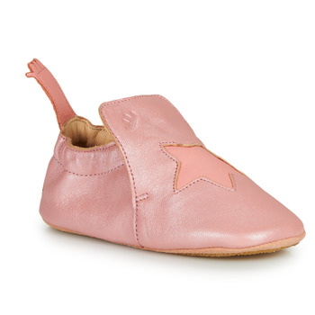 Buty Dziewczynka Obuwie domowe Easy Peasy BLUBLU ETOILE Różowy