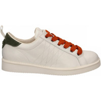 Buty Męskie Trampki niskie Panchic LOW CUT LEATHER FULL GRAIN white-birch